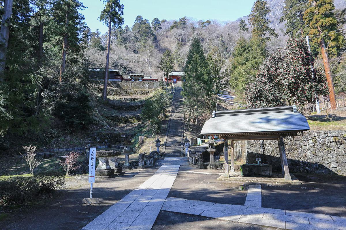 【妙義山】登山百景-妙義神社