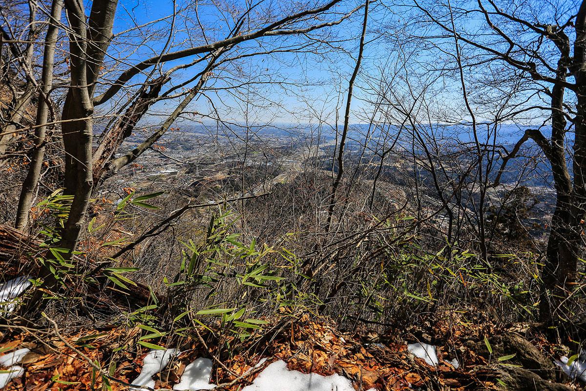 【妙義山】登山百景-右は眺めが良い