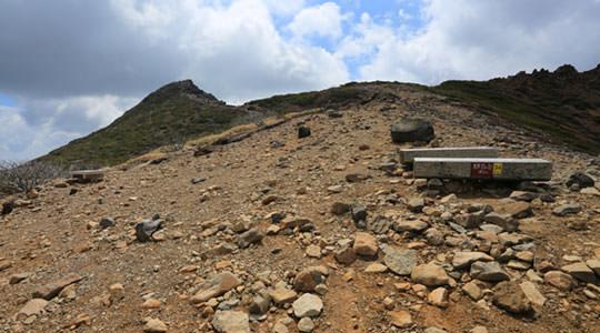 那須岳 峠の茶屋登山口