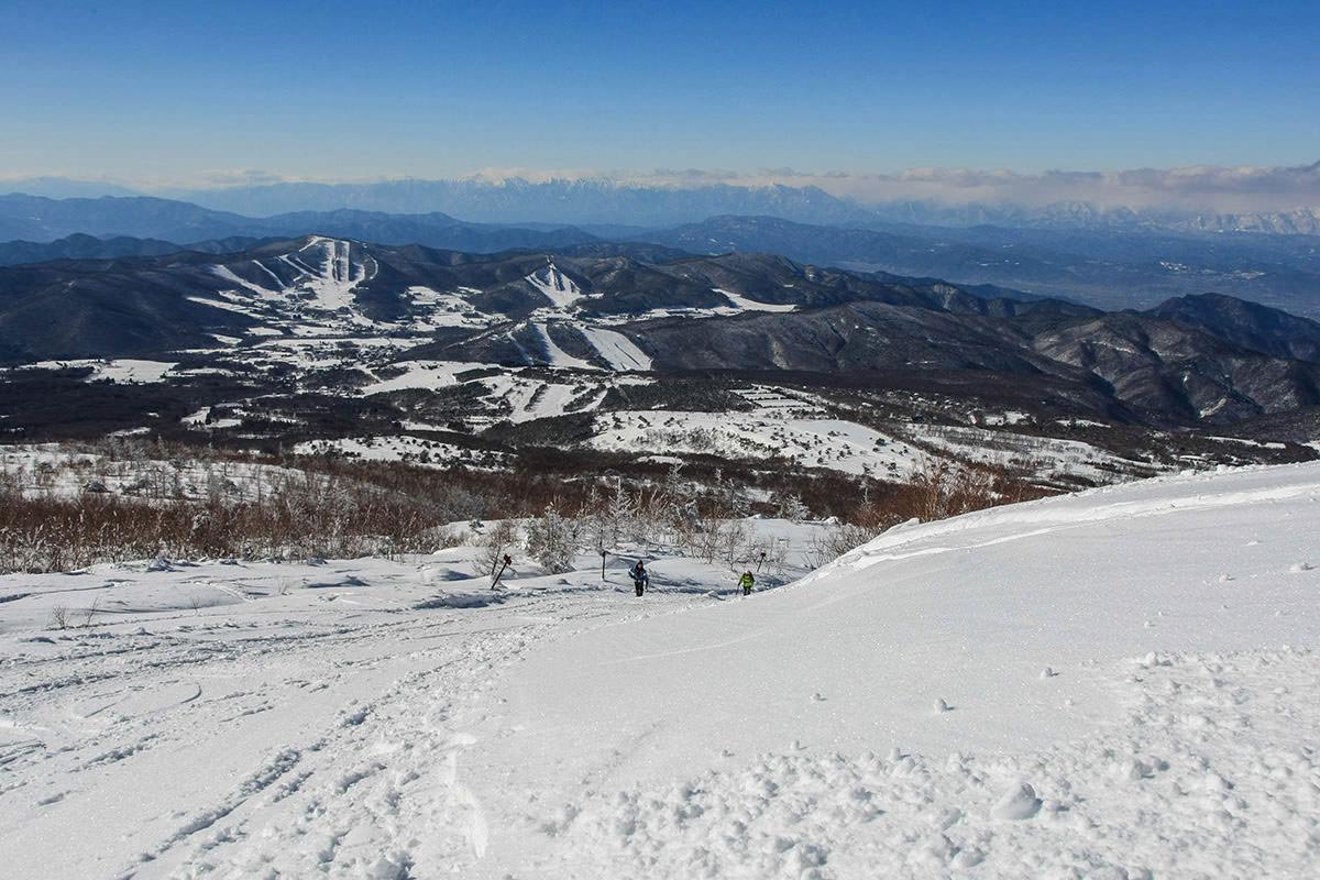 【根子岳 峰の原高原コース】登山百景-眺望が見事