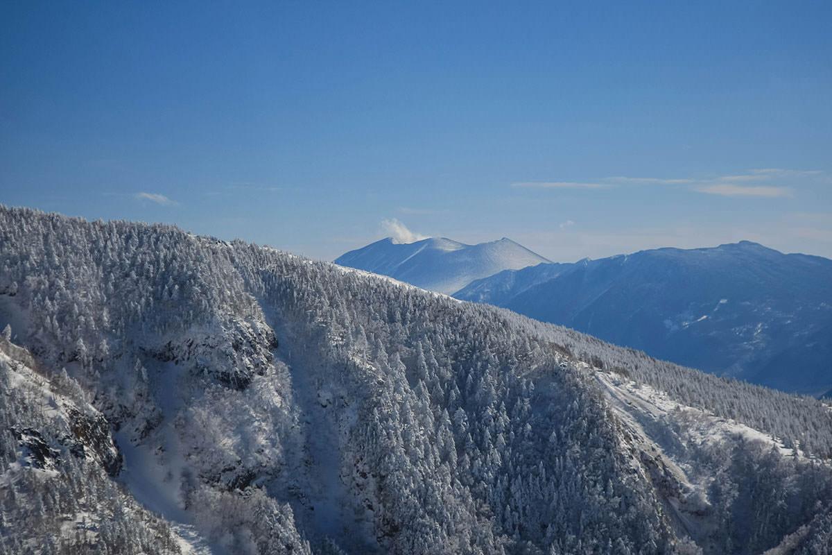 【根子岳 峰の原高原コース】登山百景-浅間山