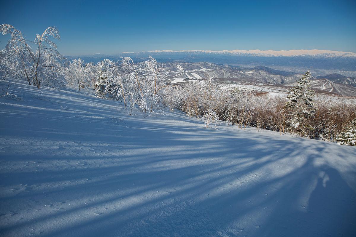 ひたすら新雪