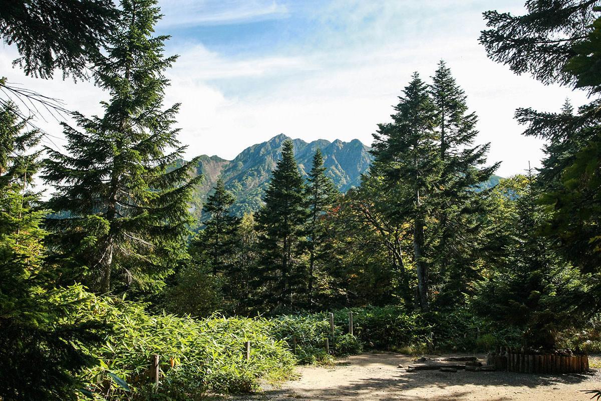 【西穂高岳】登山百景-あの先っぽへ行く
