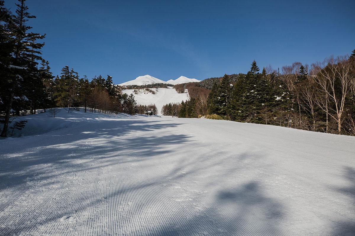 【乗鞍岳 Mt.乗鞍スノーリゾート】登山百景-あの先っぽへ行く