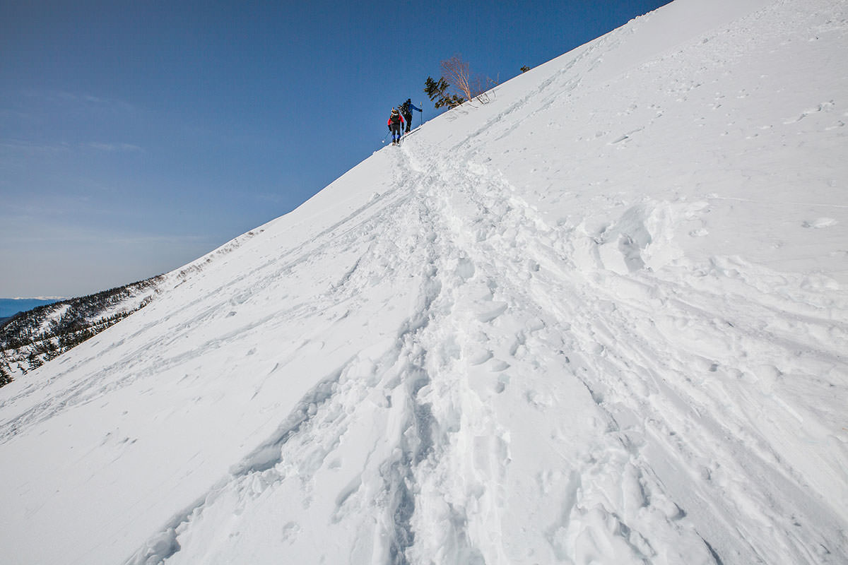 【乗鞍岳 Mt.乗鞍スノーリゾート】登山百景-森林限界へ登る