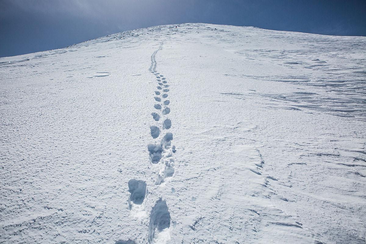【乗鞍岳 Mt.乗鞍スノーリゾート】登山百景-朝日岳へ