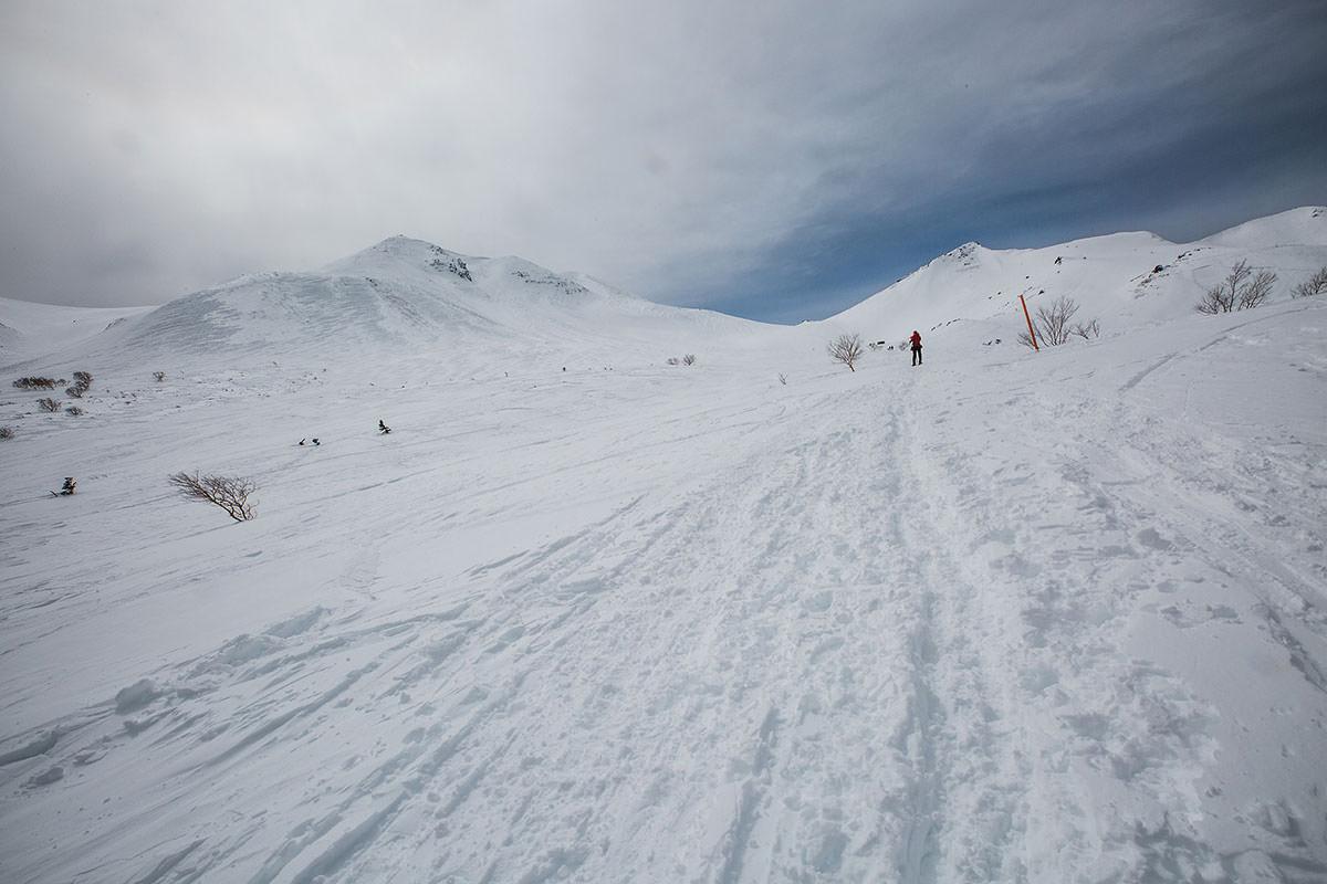 【乗鞍岳 Mt.乗鞍スノーリゾート】登山百景-だいぶ離れたハズの景色