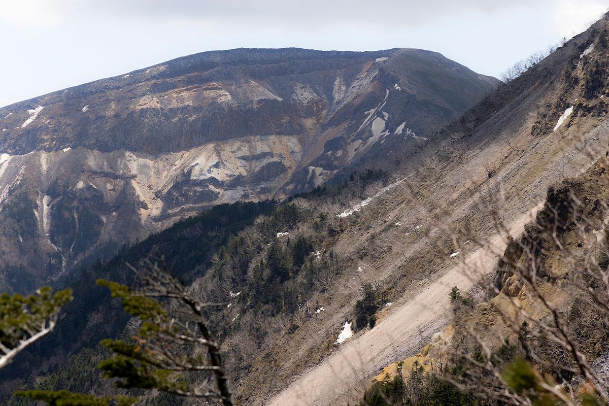 にゅう北八ヶ岳-硫黄岳