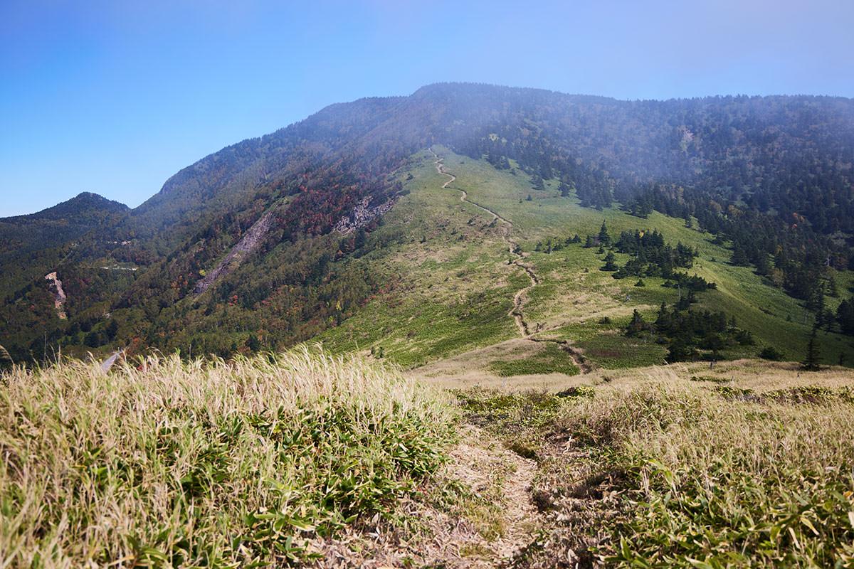 御飯岳-一番の見どころはココ