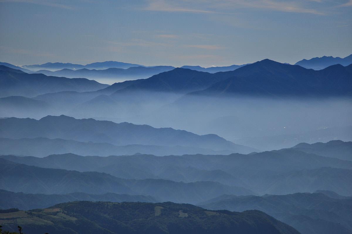 【御嶽山】登山百景-登山口からすでに眺めが良い