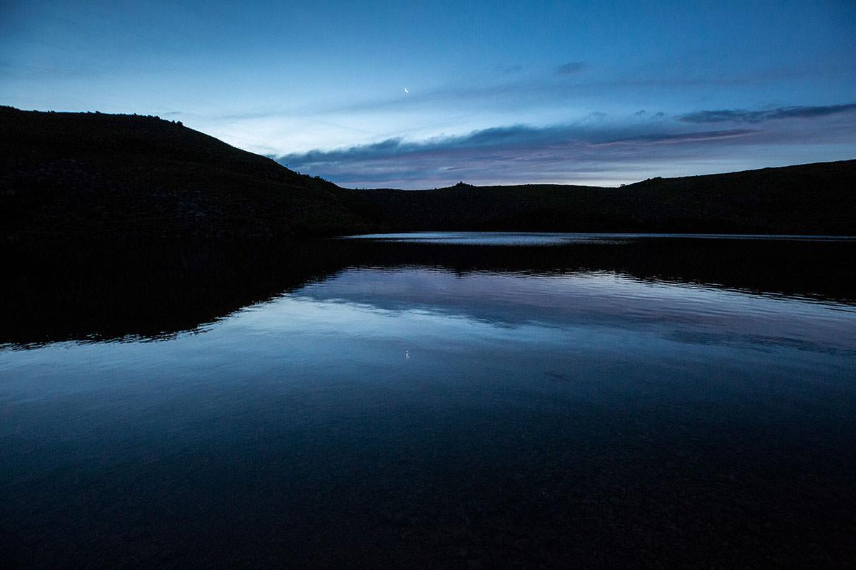 【白馬岳 栂池自然園】登山百景-こっちから太陽が昇る