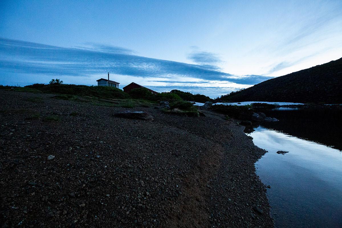 【白馬岳 栂池自然園】登山百景-とても静か