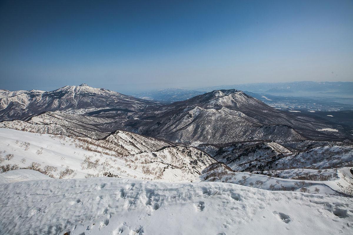 【高妻山】登山百景-黒姫山