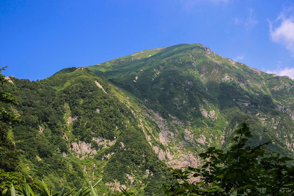 【谷川岳】登山百景-裏側へ廻っていく