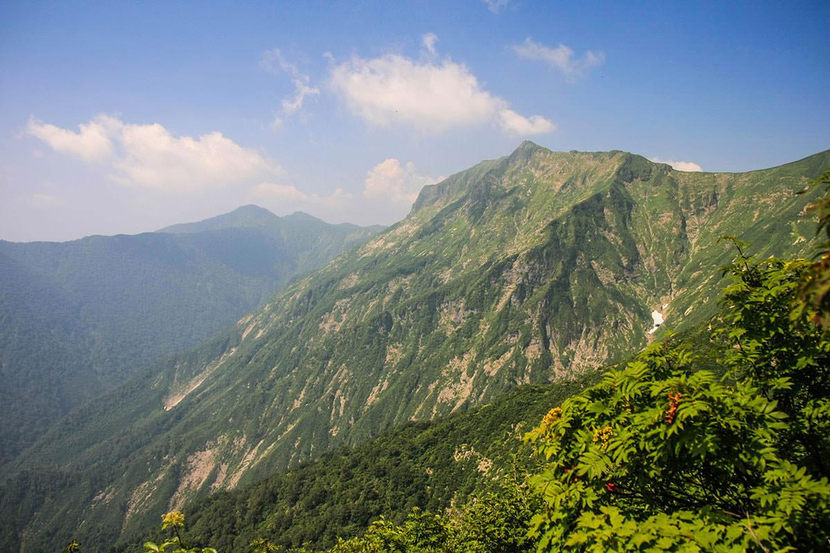 【谷川岳】登山百景-万太郎山方面