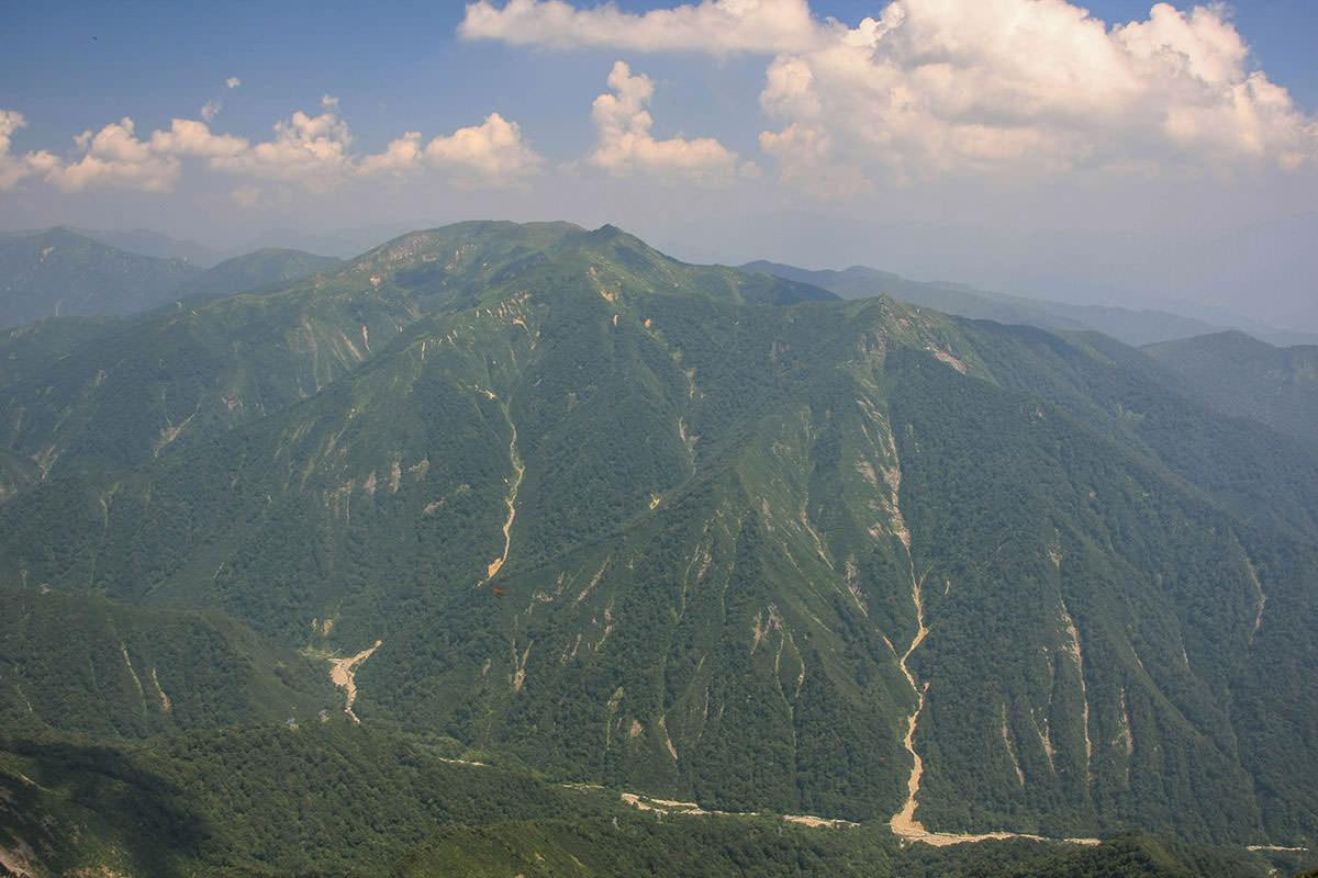 【谷川岳】登山百景-眺望が良い