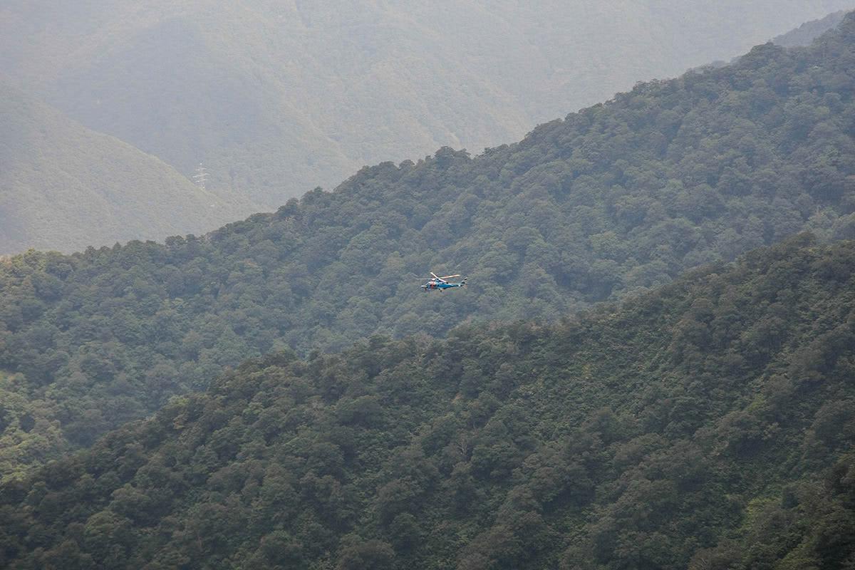 【谷川岳】登山百景-谷川岳はヘリの山