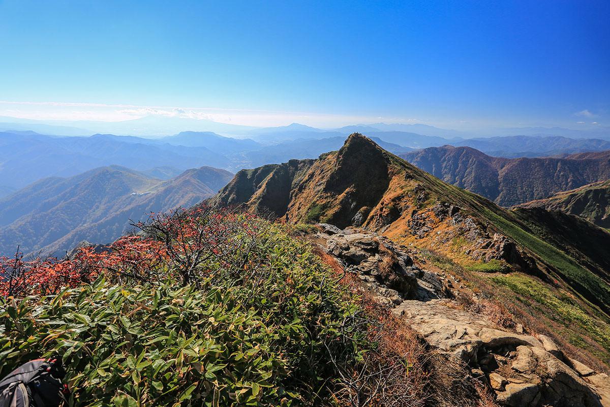 【谷川岳】登山百景-オキの耳