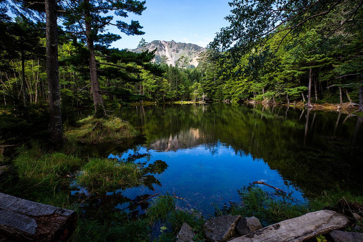【天狗岳】登山百景-みどり池から天狗岳