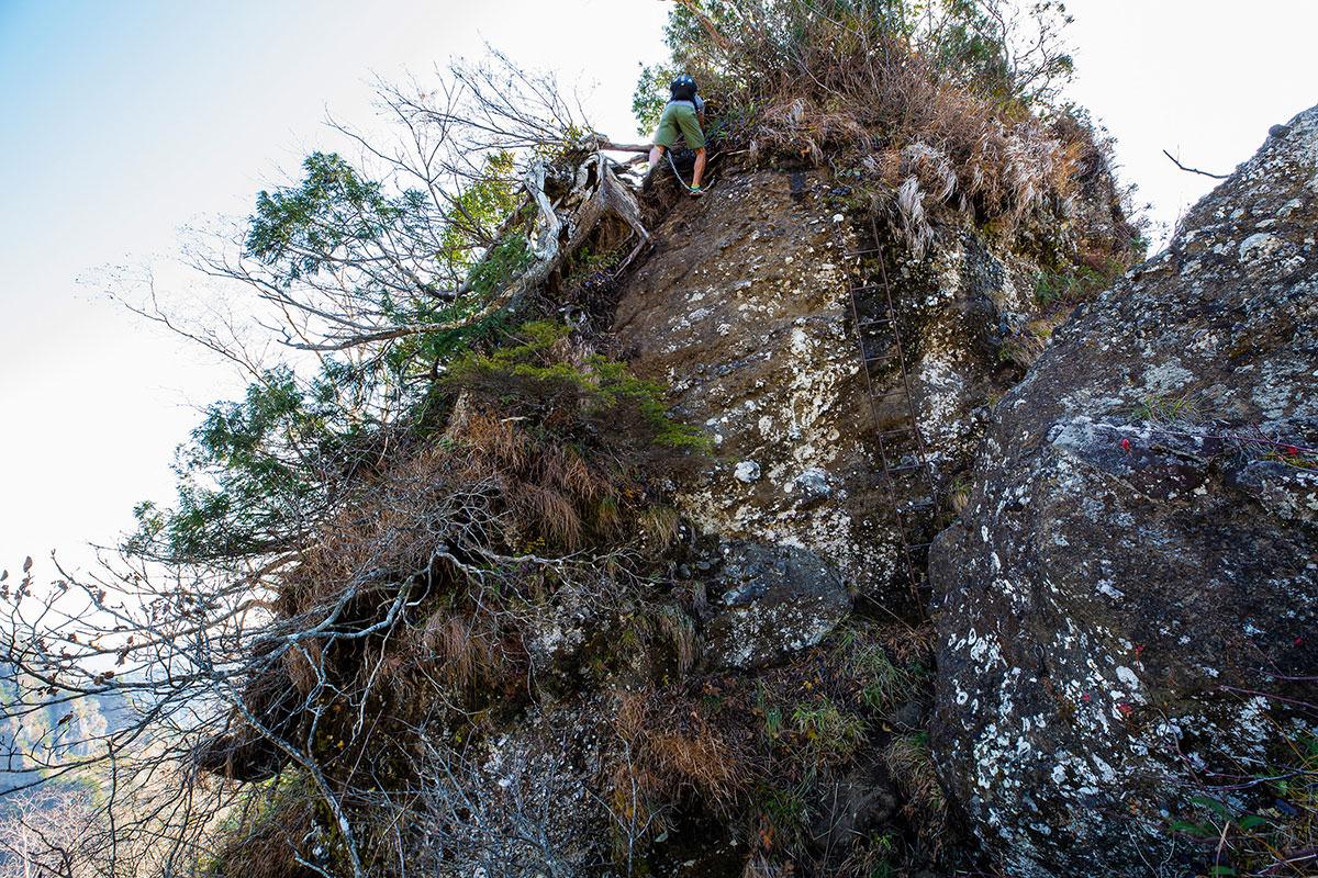 【戸隠西岳】登山百景-下りた後に振り返る