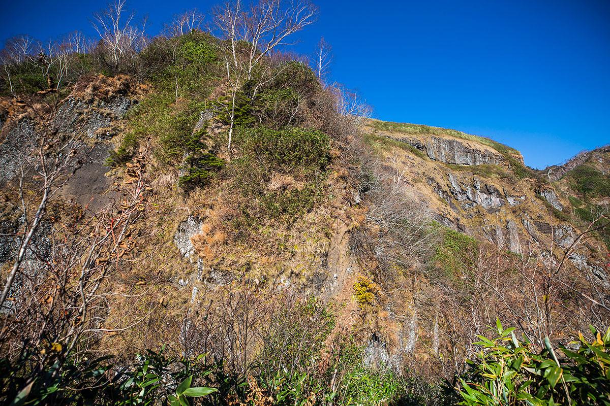 【戸隠西岳】登山百景-そこにも鎖の直登