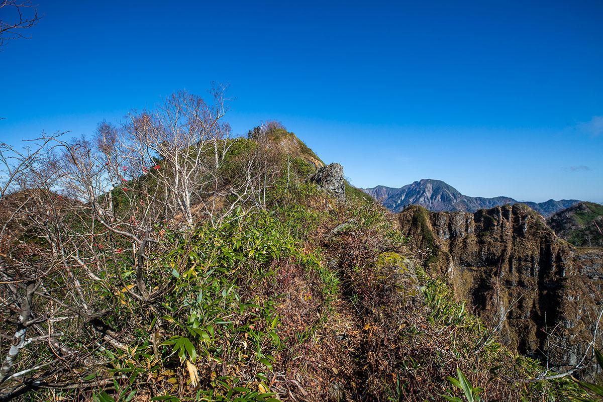 【戸隠西岳】登山百景-あれが西岳