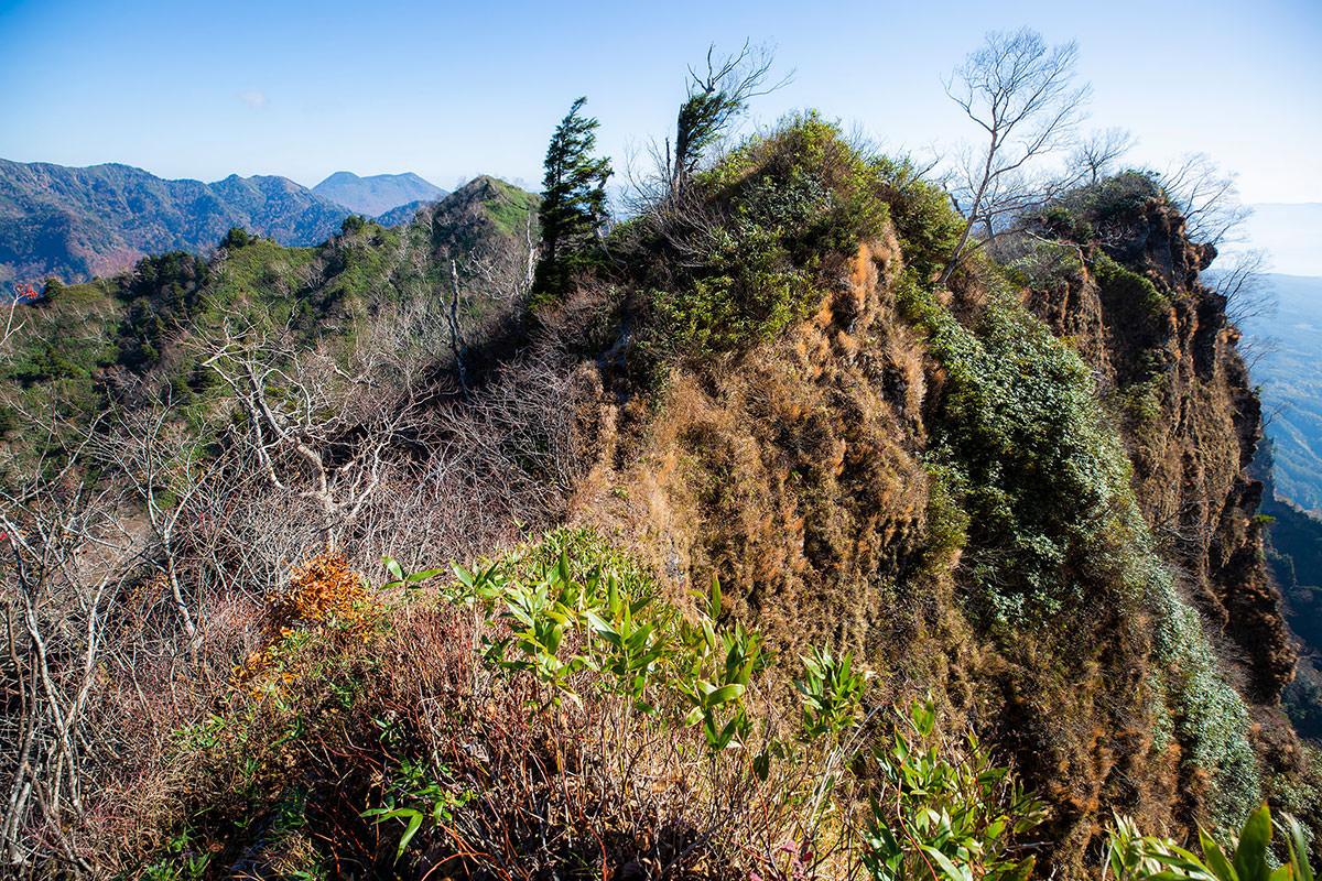 【戸隠西岳】登山百景-本院岳へ行く