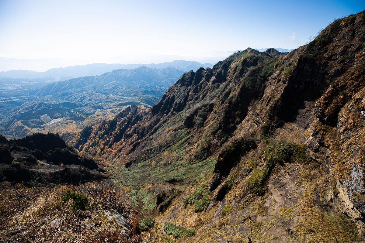 【戸隠西岳】登山百景-あの尾根を登ってきた