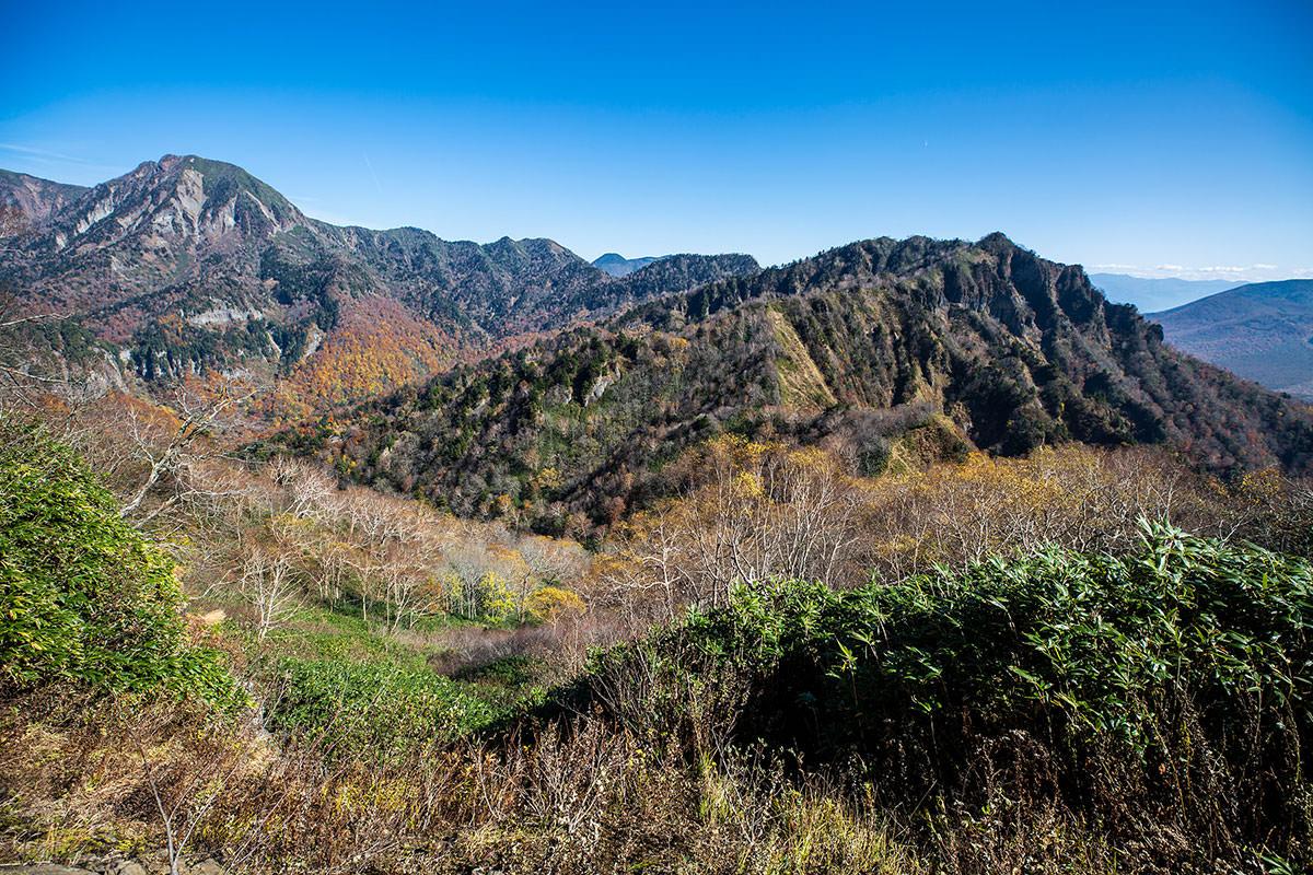 【戸隠西岳】登山百景-だいぶ下りた
