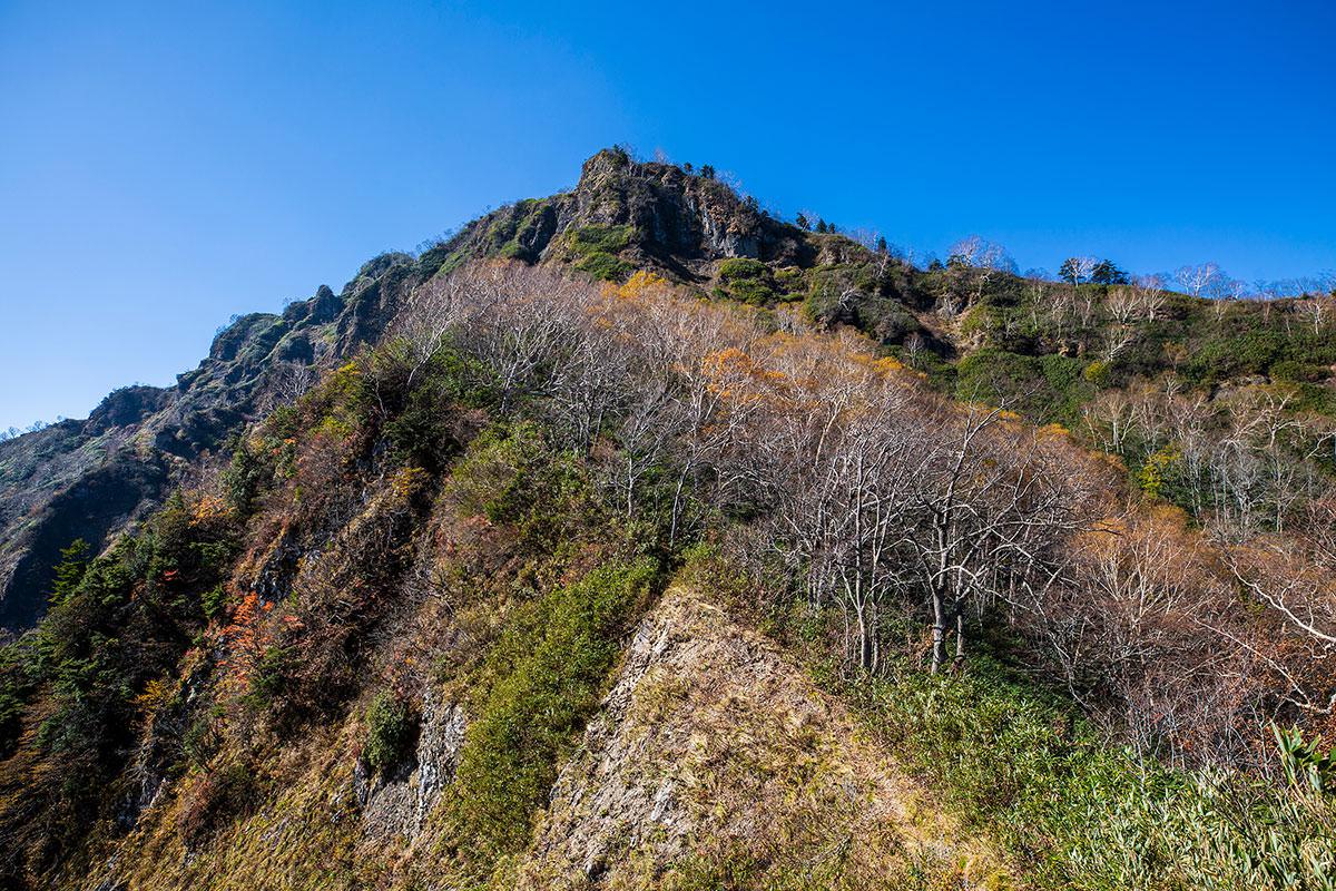 【戸隠西岳】登山百景-一気に下ってきた