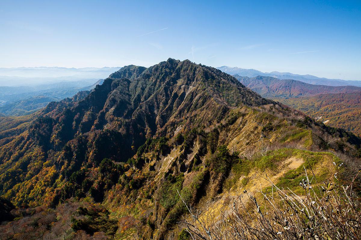 【戸隠西岳】登山百景-あの山から来た