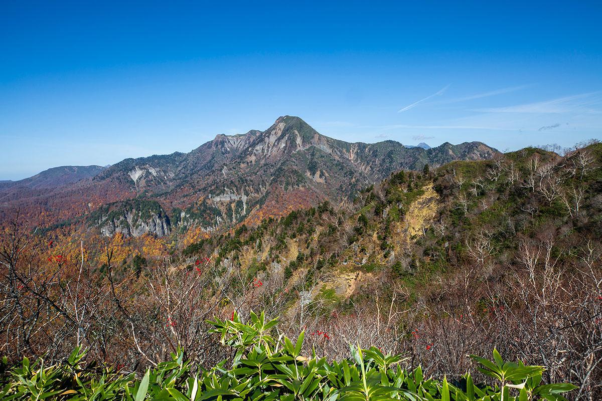 【戸隠西岳】登山百景-高妻山はまだ遠い