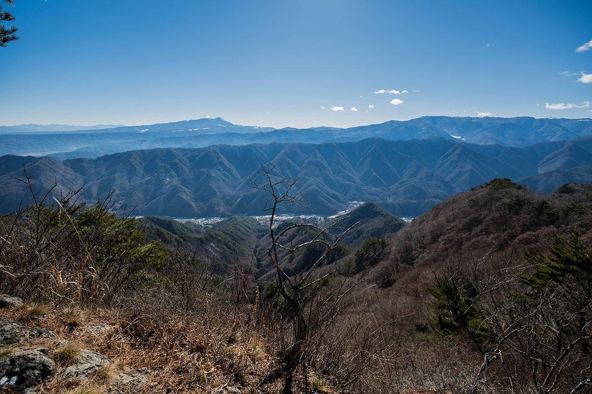 【独鈷山】登山百景-蓼科と八ヶ岳