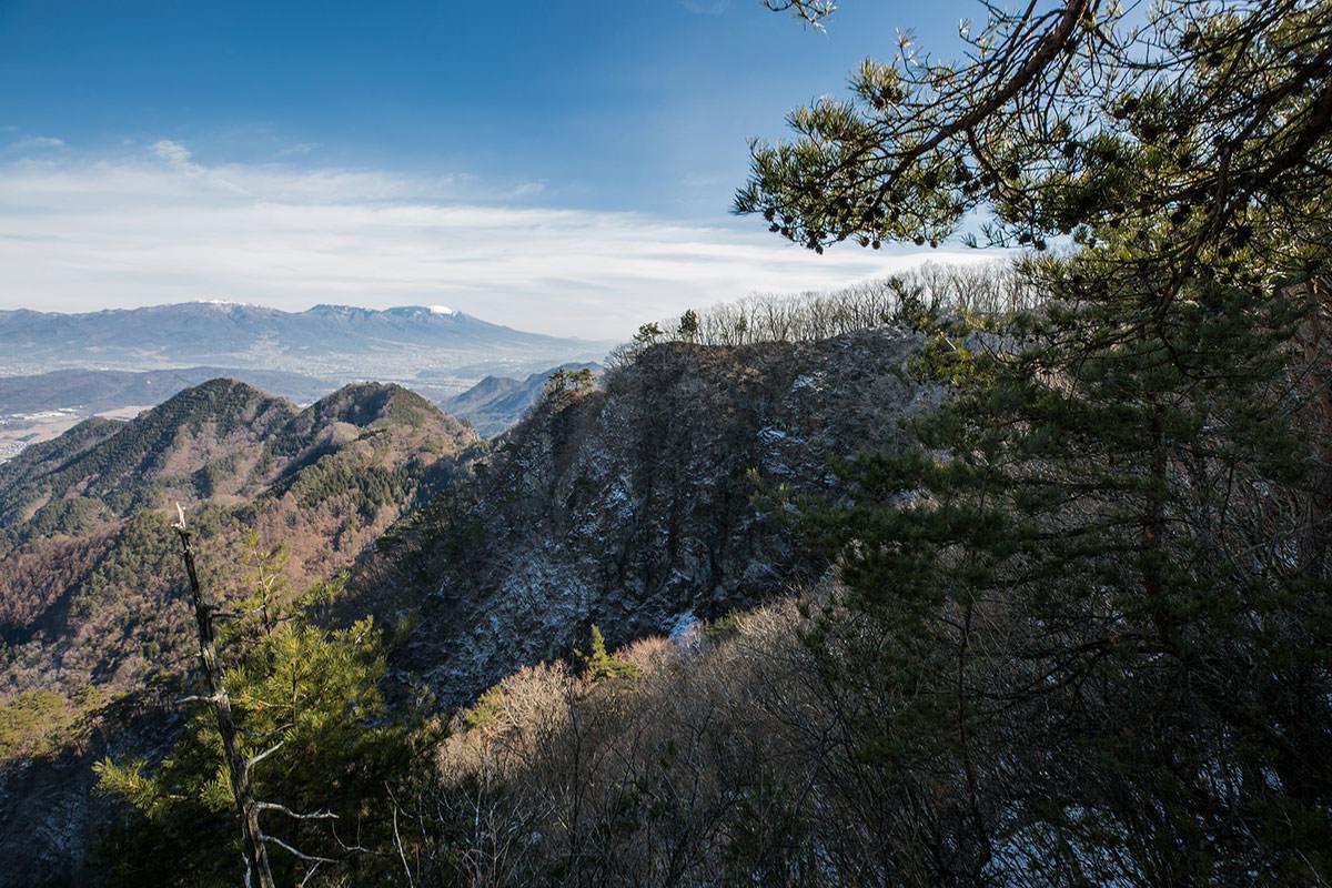 【独鈷山】登山百景-東側