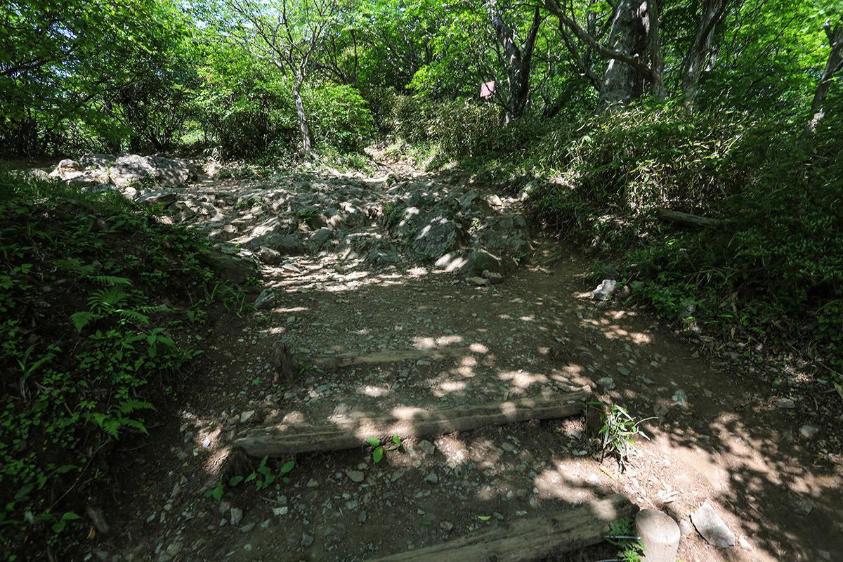 【筑波山】登山百景-けっこう岩