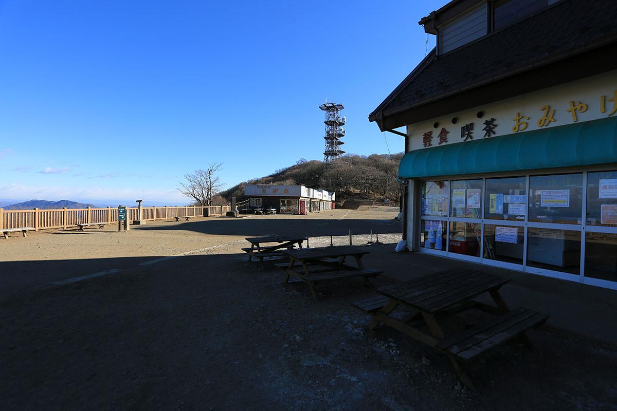 【筑波山】登山百景-御幸ヶ原到着