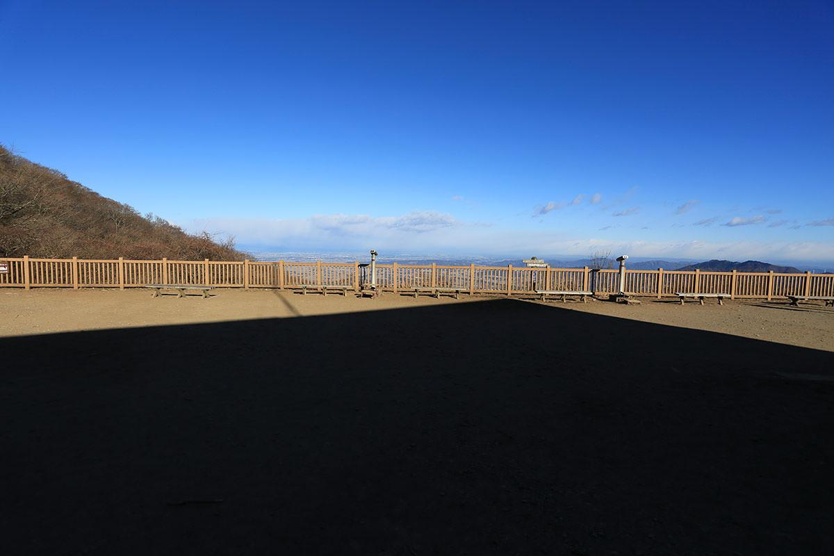 【筑波山】登山百景-御幸ヶ原の北側