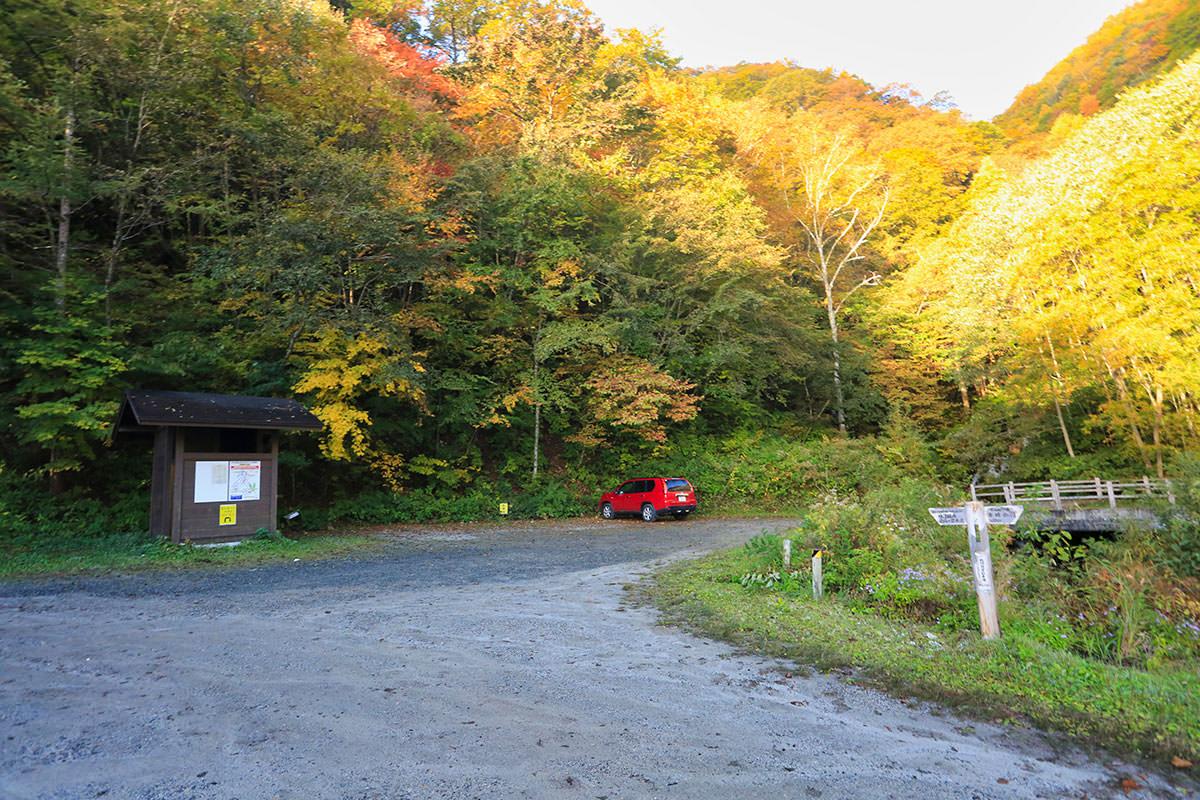 【空木岳】登山百景-駐車場