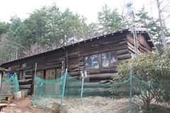 十文字小屋