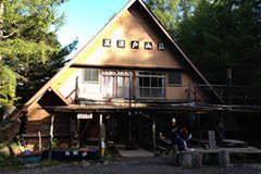 美濃戸山荘
