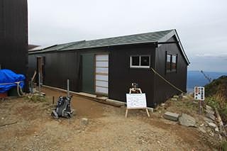 千本檜小屋
